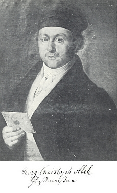 Georg Christoph Abele